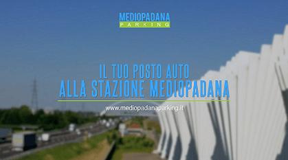 Parcheggio stazione Mediopadana
